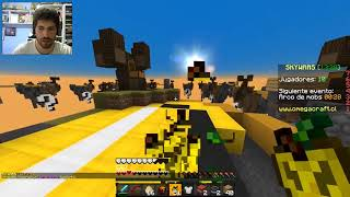 𝐌ikecrack PROBANDO UEVOS 𝐍ERVERS 𝐒O 𝐍REMIUMS 𝐏 -KYWARS 𝐒44 #Minecraft (.8)