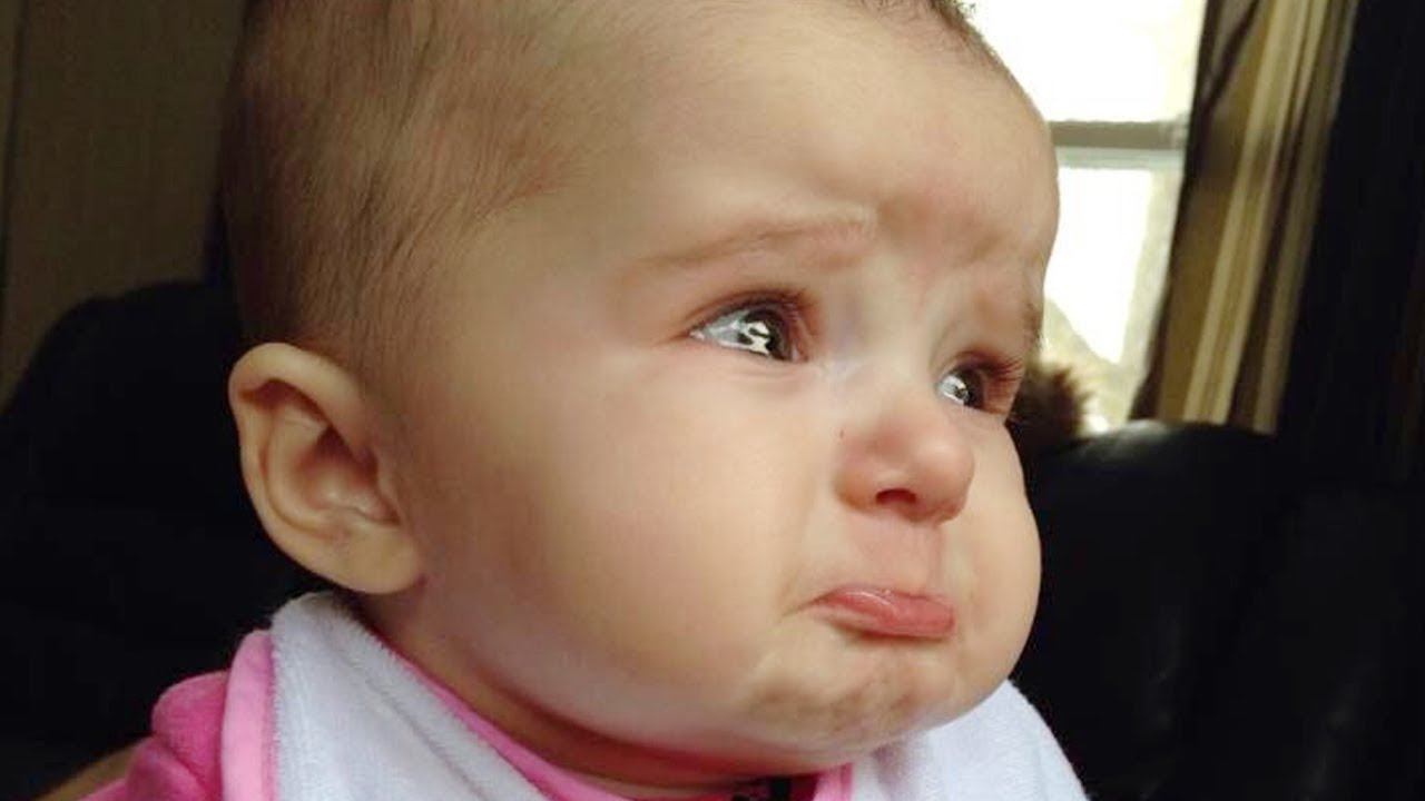 Cutest Babies Crying Moments