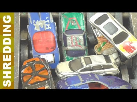 Thumbnail: Shredding Metal Cars Toy v69
