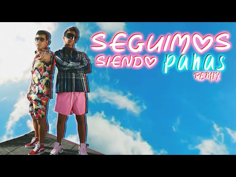 Daniel El Travieso - Seguimos Siendo Panas Remix [feat. Tito ''El Bambino'] (Video Oficial)
