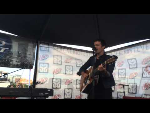 Crave - Parachute (Live in Denver at 105.9's live at 5 [6-26-2015])