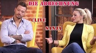 BACHELOR – Die Abrechnung Teil 10: Clive und Sanja im Live-Talk