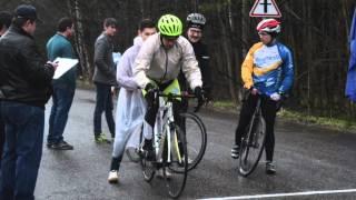 Cоревнования в Набережных Челнах по велоспорт шоссе
