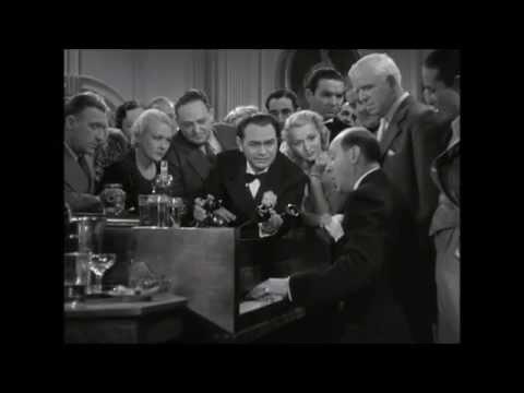 Carole Landis Edward G. Robinson Scene ~ A Slight Case Of Murder