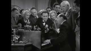 Carole Landis Edward G. Robinson Scene ~ A Slight Case Of Murder