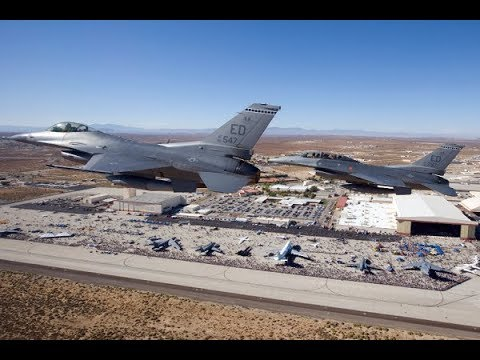 Edwards Air Force Base: Support Aerospace Command - Cinema Classics