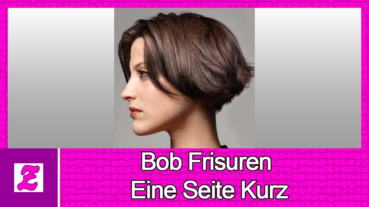 Bob Frisuren Eine Seite Kurz Ideen