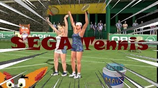 Everything is Qatar - Sega Sports Tennis 2k2 - Sunday Surprise With Mrs. Erebus