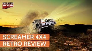 SCREAMER 4X4 retro game review: The best 4x4 simulator of all time? (PC)