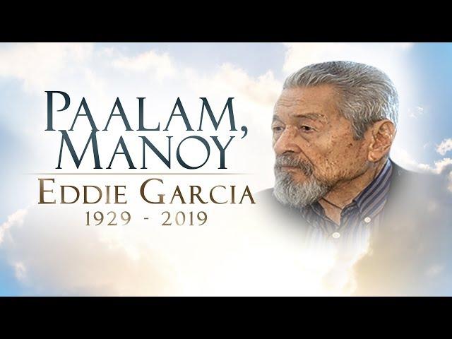 Eddie Garcia passes away at 90 | 24 Oras