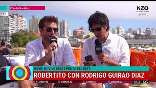 Rodrigo Guirao Díaz en Tardes Nuestras