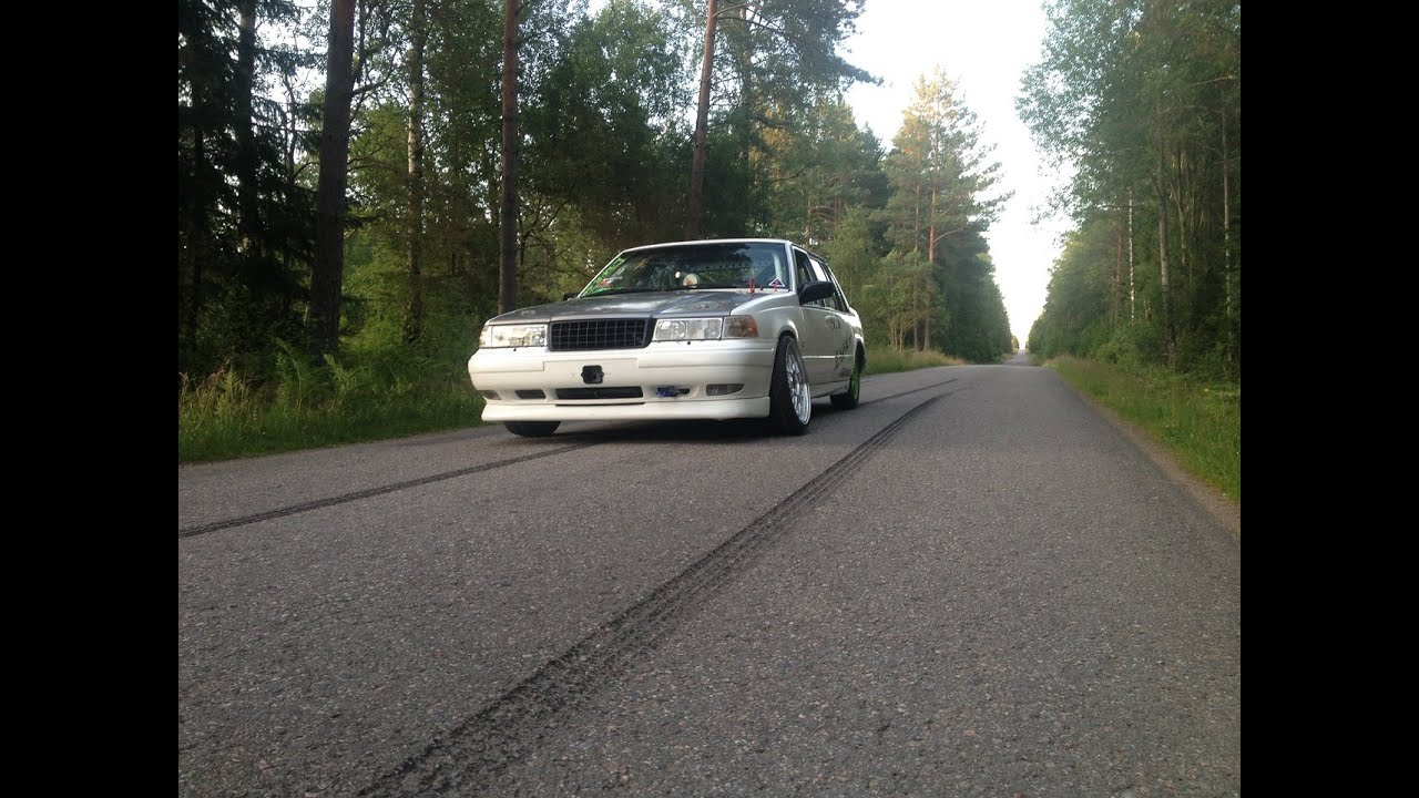 Volvo Drift Car Youtube