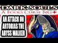 Dark Souls A Fools Curse NG AN ATTACK ON ARTORIAS THE ABYSS WALKER mp3