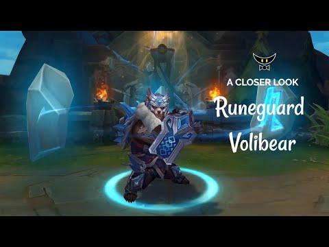 Runeguard Volibear 2020 (Official Release)