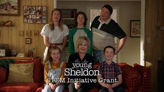 Young Sheldon STEM Initiative