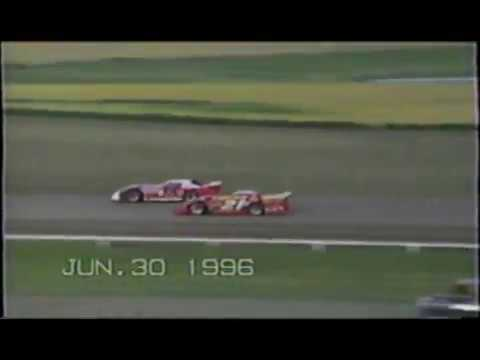 Wakeeney Speedway June 30 1996 Late Model Heat #1