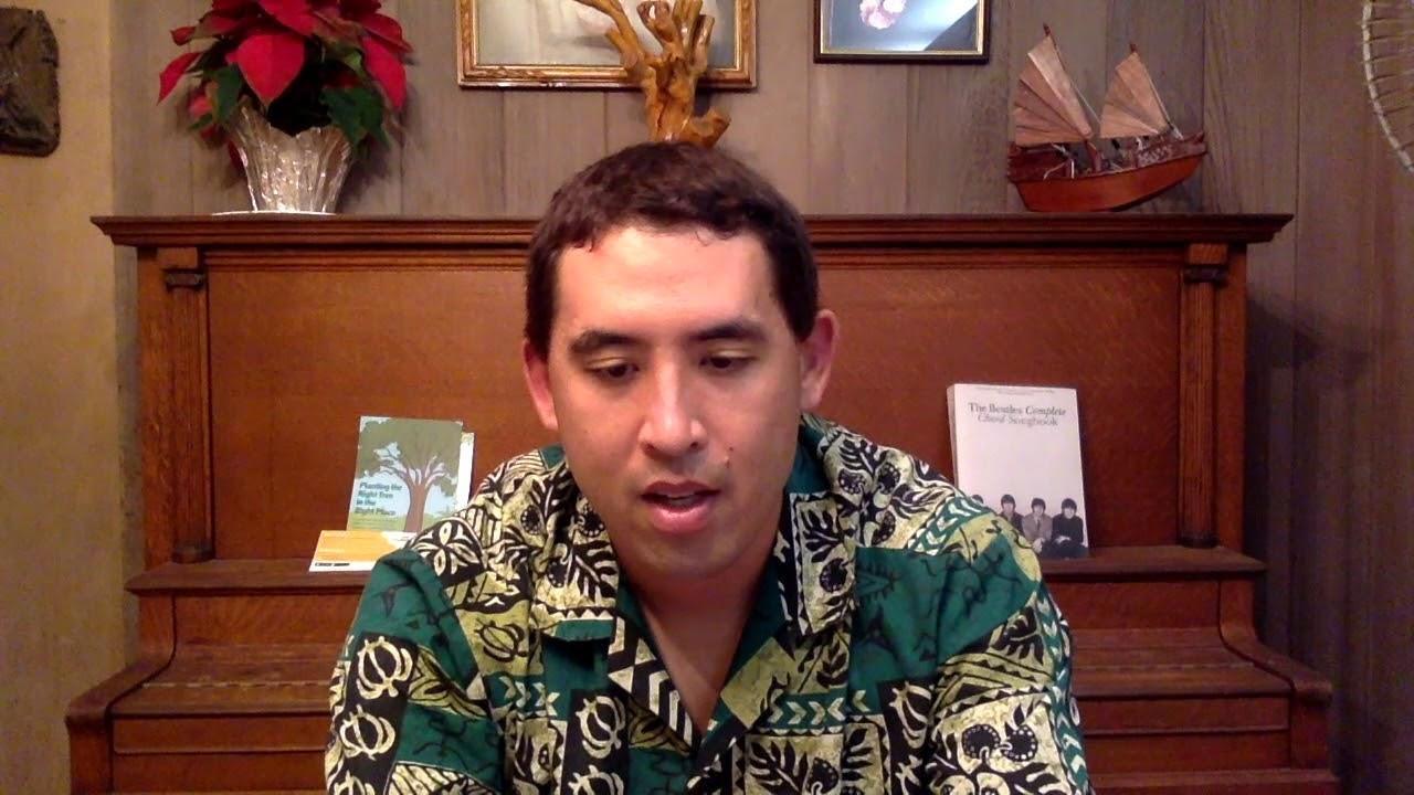 Malakai 1 - Bible Reading in Hawaiian Pidgin English