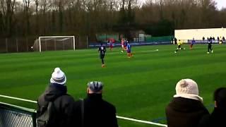PSG vs Caen U19 - Premier but d'Odsonne Edouard