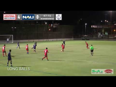 Julian Gomez 2017 Highlight Video Arizona Men's Soccer