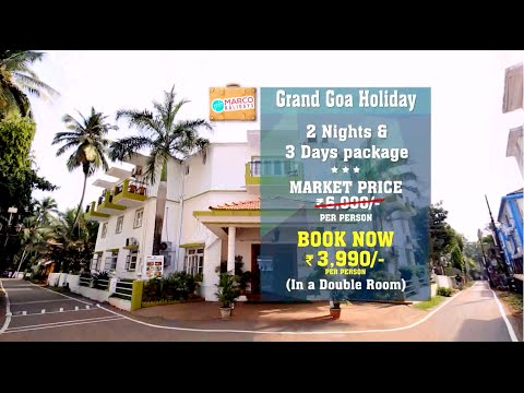Grand Goa Package