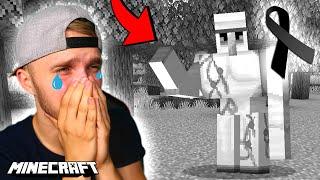Poświęcił ŻYCIE by URATOWAĆ WIOSKĘ w Minecraft!