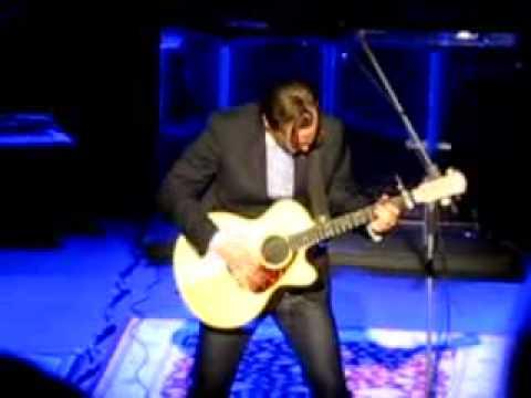 Joe Bonamassa Helsinki Savoy Theater 11.5.2009