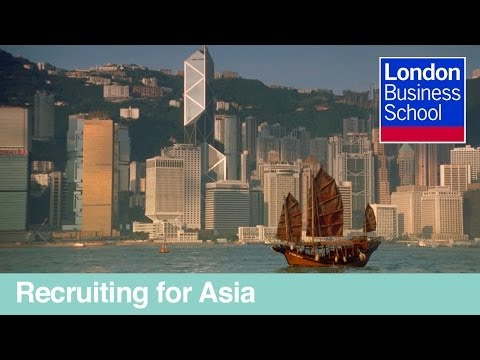 Recruiting for Asia | London Business School