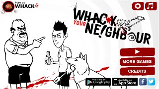 Whack Your Neighbour (32 Ways)
