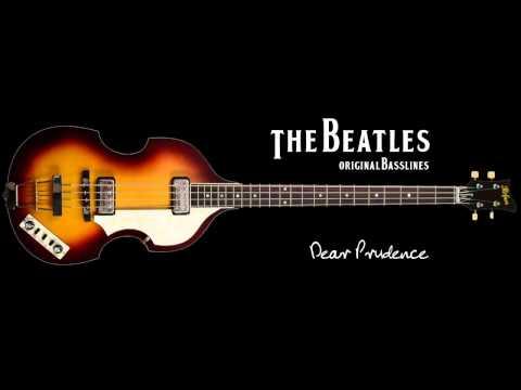 The Beatles Original Basslines - Dear Prudence