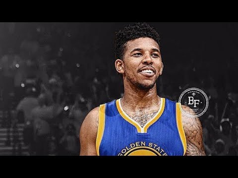 the best attitude 17dfb 10cc9 Breaking Down How Nick Young Fits With the Warriors - Swaggy P in Cali!