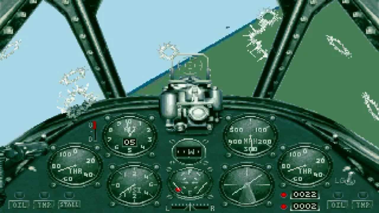 Aces Over Europe 'Me-262 vs Expert P-51D Mustang's