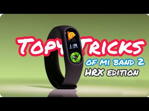 Top 4 Tricks of mi band HRX edition.(music control, camera control)   i SNAP