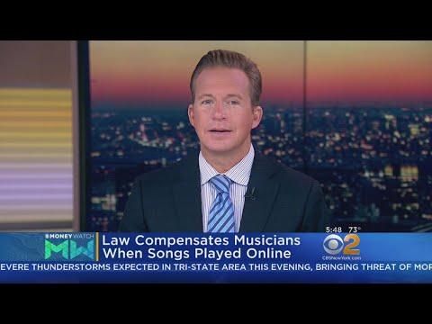 Congress Approves Music Modernization Act