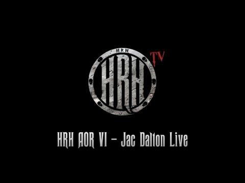 HRH TV - Jac Dalton Live @ HRH AOR VI 2018