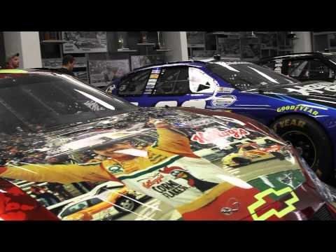 Hendrick Motorsports Museum - {HD}
