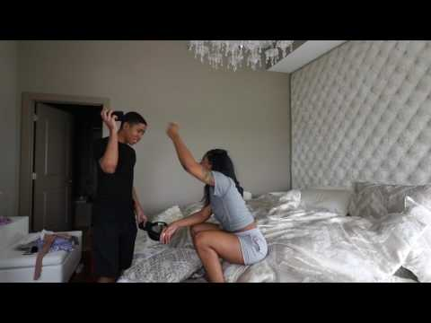 Girlfriend Caught Texting Someone Else Prank!! (BACKFIRES)
