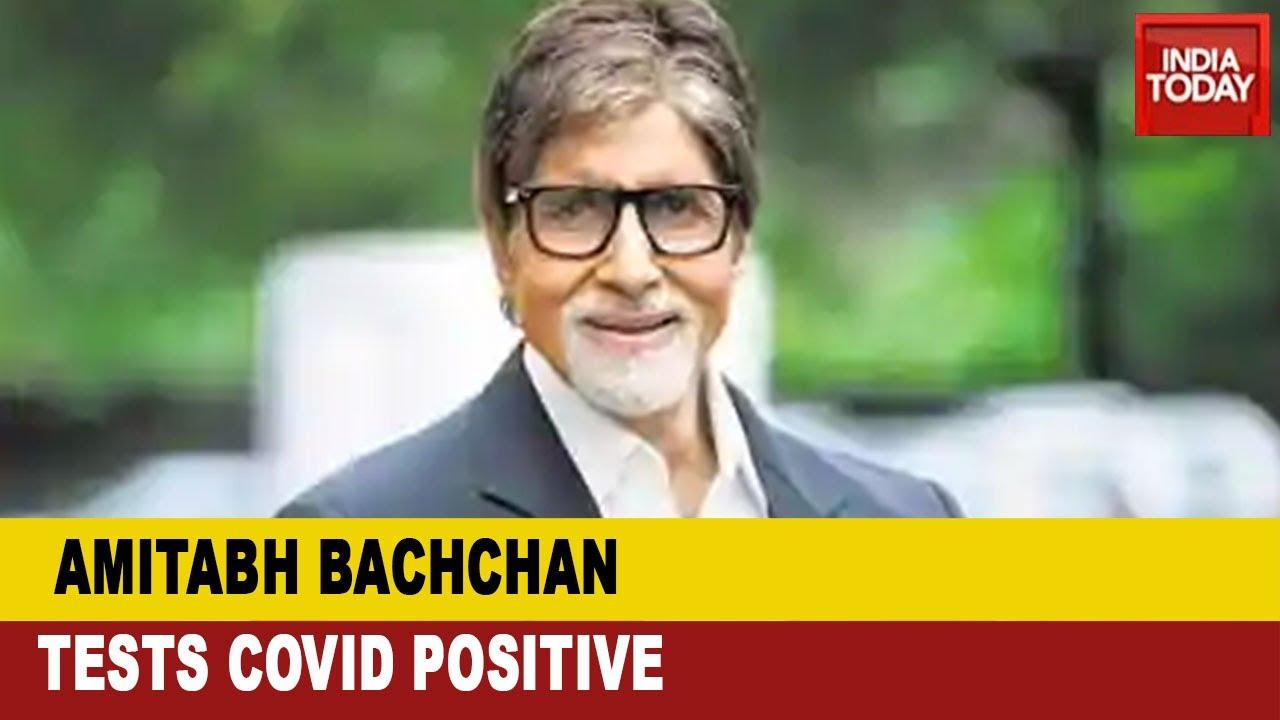 Bollywood actor Amitabh Bachchan tests positive for coronavirus