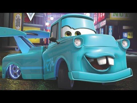 Cars Toons - Tokyo Drift (Music Video)