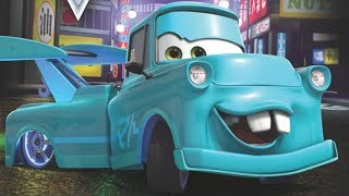 Gambar cover Cars Toons - Tokyo Drift (Music Video)