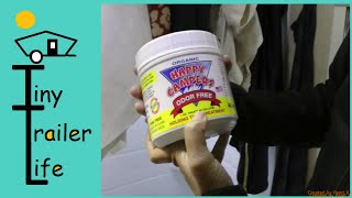 No more RV/Trailer Gray/Black water tank smell with Happy Camper -  IT REALY WORKS