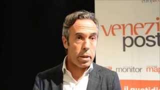 Stefano Beraldo (ad Gruppo Coin-OVS) al Festival #Galileo15
