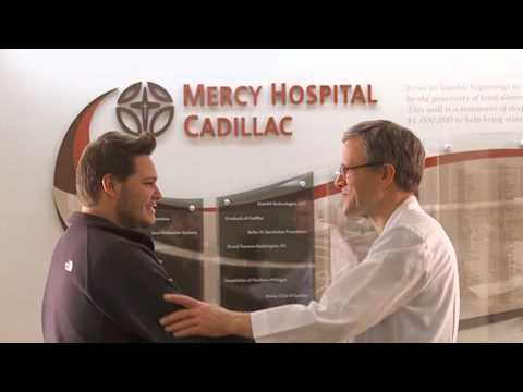 mercy hospital cadillac orthopedic tv ad youtube. Cars Review. Best American Auto & Cars Review