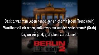 CAPITAL BRA & SAMRA - Lieber Gott [Lyrics]
