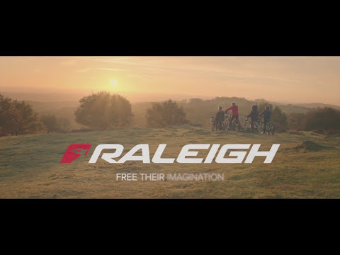 Raleigh Kids Bikes - Free Their Imagination | Christmas Ad 2016