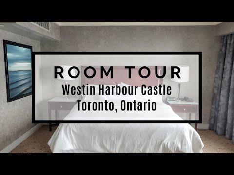 Westin Harbour Castle Room Tour | Corner Junior Suite