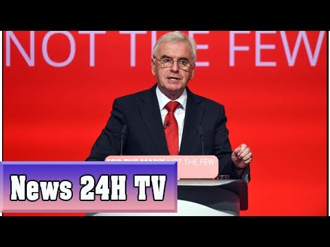 Labour would not set aside cash for no deal brexit, says john mcdonnell   News 24H TV