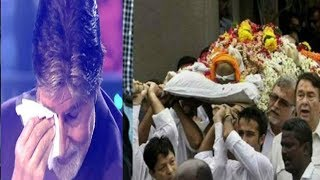 बिग बी की जान बचाने वाला शशि कुमार का हुआ निधन    Legendary Actor Shashi Kapoor Dies    HJ NEWS