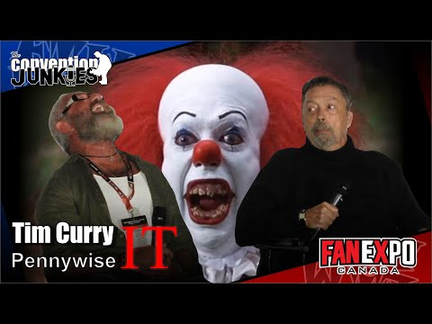 """Tim Curry on playing Pennywise in """"IT"""" Mp3"""