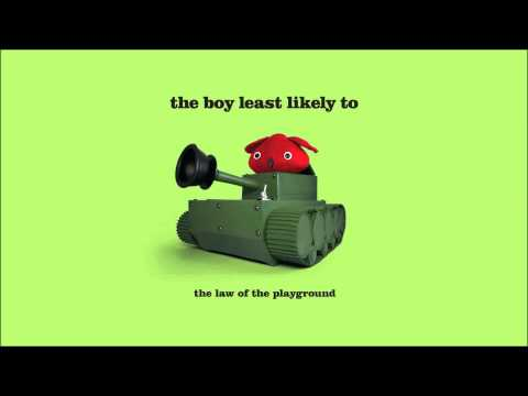 the boy least likely to the boy with two hearts