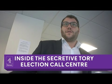 Download Youtube: Revealed: Inside the secretive Tory election call centre